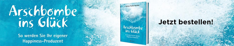 Buch Arschbombe ins Glück